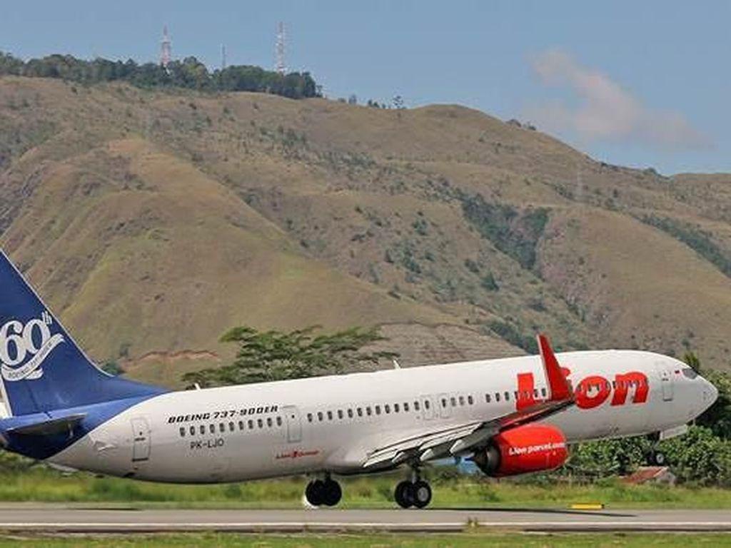 Lion Air Tepis Isu Penumpang Penerbangan Wuhan-Denpasar Kena Corona