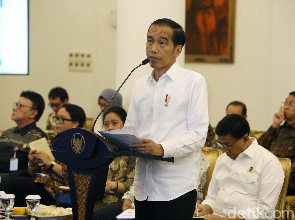 Disorot Jokowi, Ini Daftar Neraca Dagang RI Januari-Mei 2019