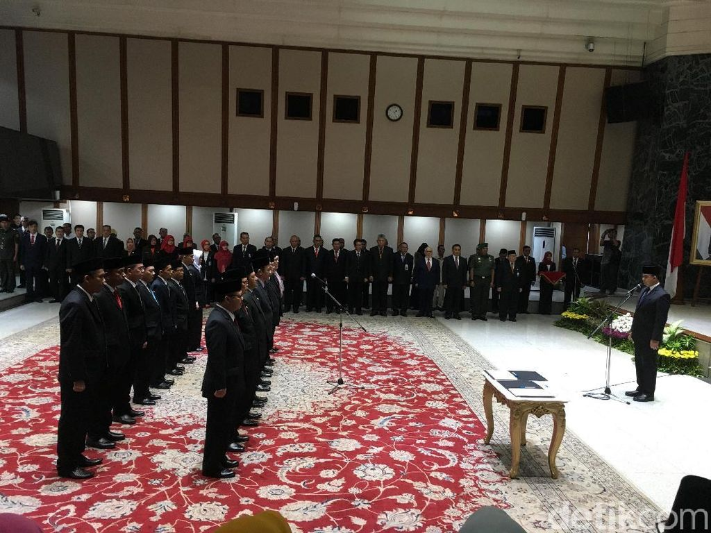 BKN Setuju Jokowi Ingin Pangkas Jabatan Eselon