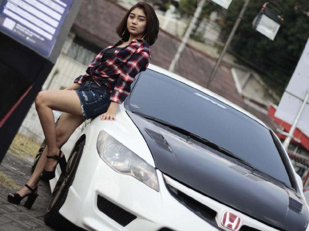 Mobil-mobil Modif Buat Sesak Semarang!