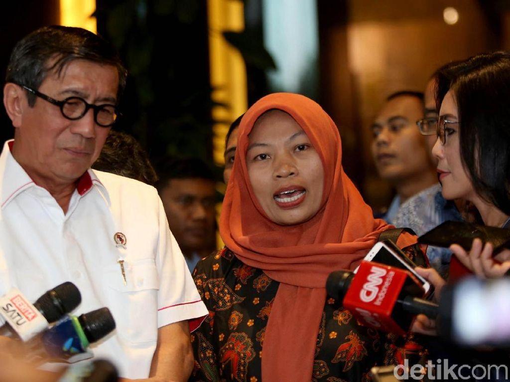 Akan Ajukan Amnesti, Baiq Nuril: Saya Tidak Akan Menyerah!