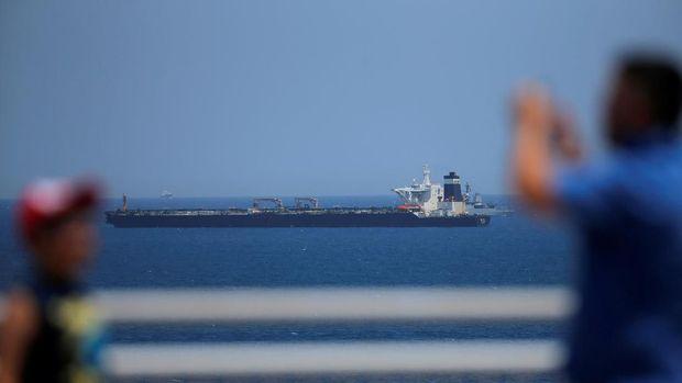 Inggris Sita Kapal Tanker, Iran Bersumpah Membalas