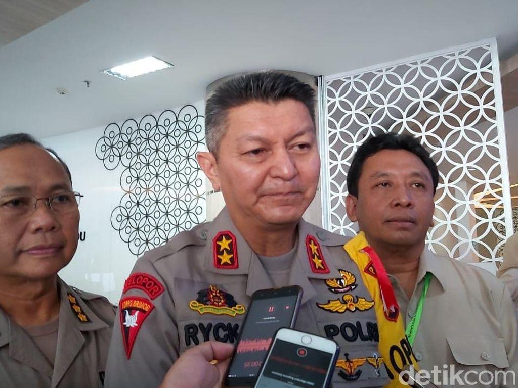 Rekaman CCTV TKP Bom Molotov Magelang Gelap, Polisi: Belum Ada Petunjuk
