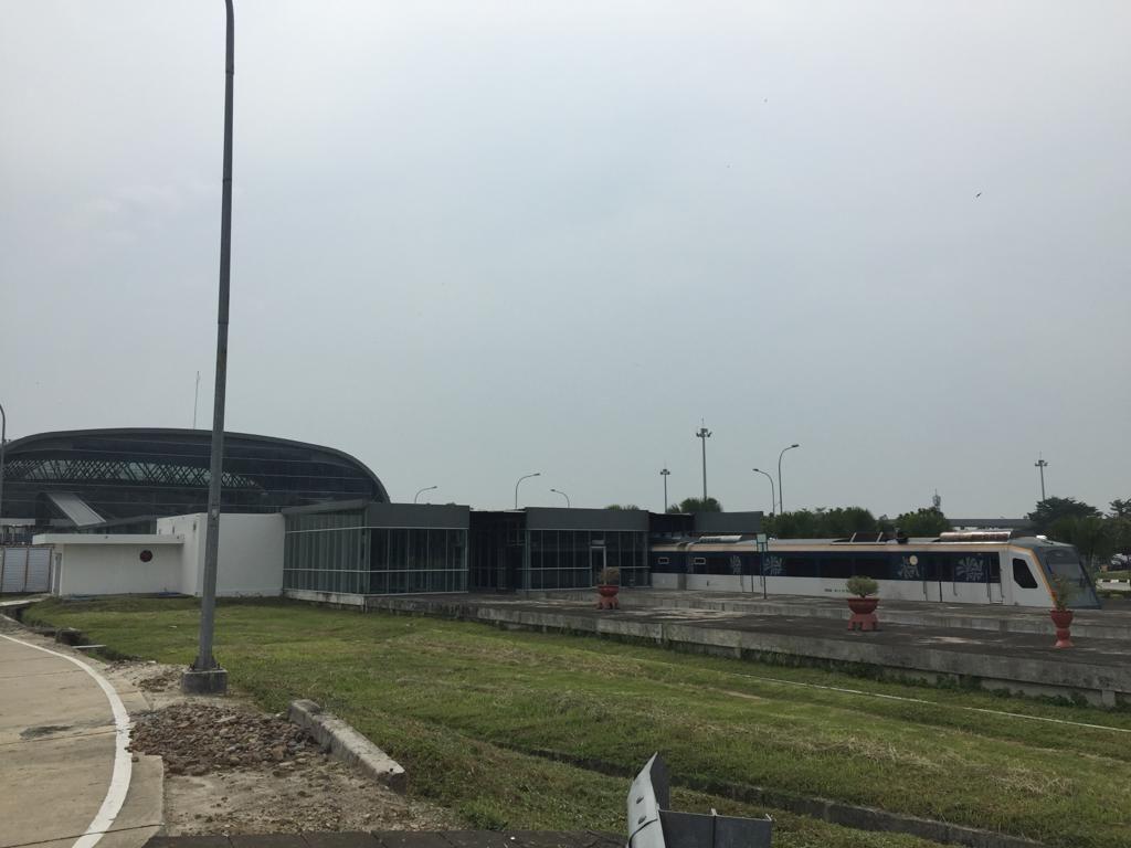 Sempat Sepi, Pengguna Kereta Bandara Kualanamu Mulai Meningkat