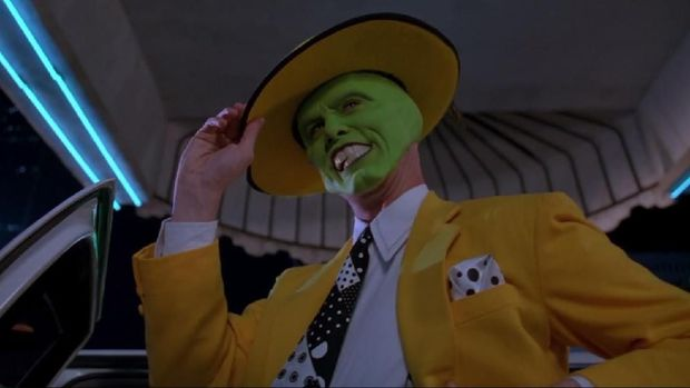 Film 'The Mask' (1994). (dok. New Line Cinema)