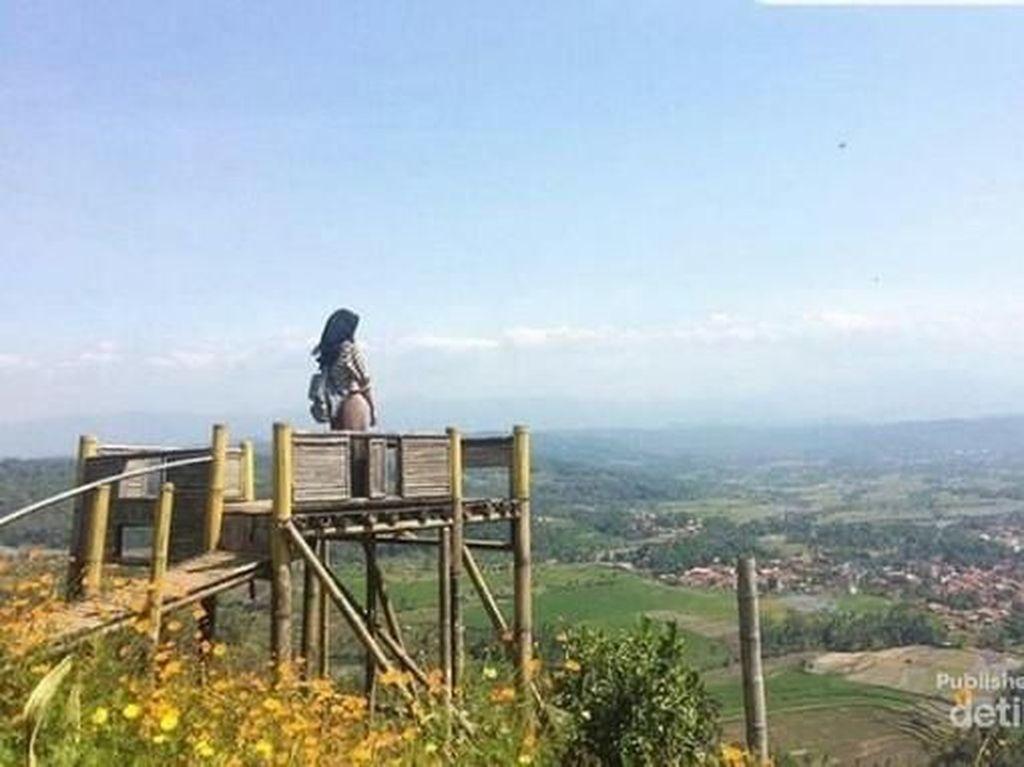 Ini Wisata Primadona dari Tegal, Bukit Bulak Cempaka