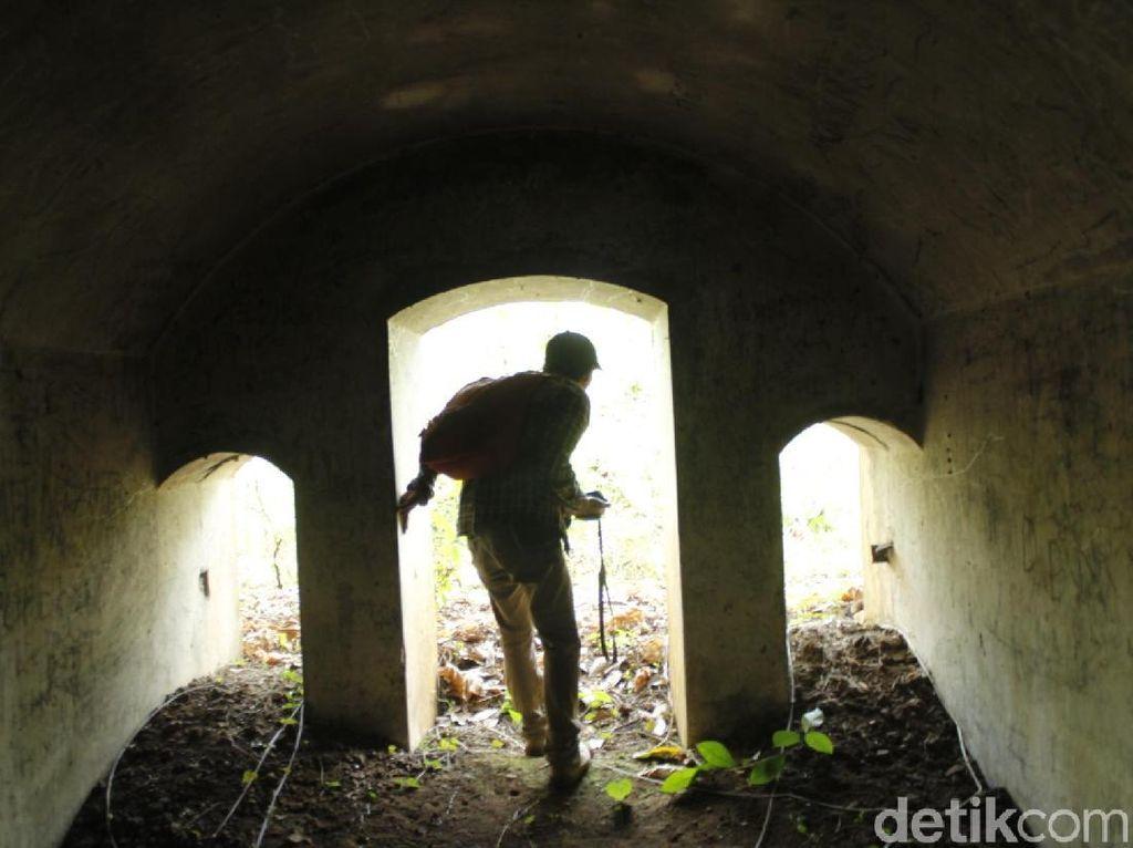 Mitos Harta Karun Benteng Eksekusi Belanda di Bandung Barat