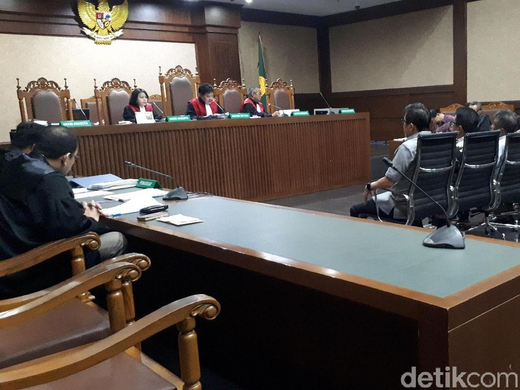 Sidang Suap Eks Direktur KS, Saksi Ngaku Transfer Rp 250 Juta ke Alexander