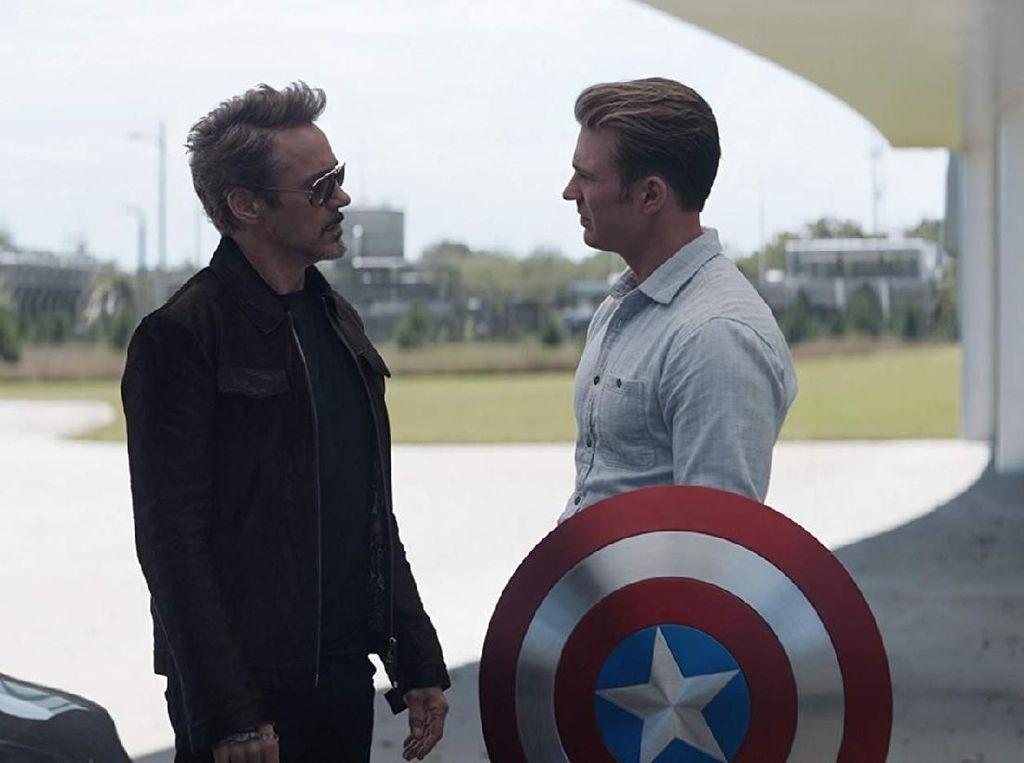 Avengers: Endgame Rilis Lagi, Siapa Aktor yang Untung?