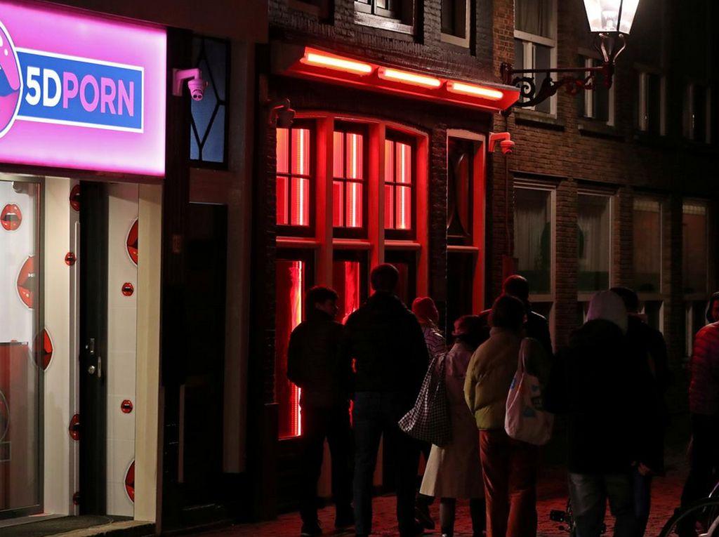 Red Light District Amsterdam Makin Serius Mau Ditutup