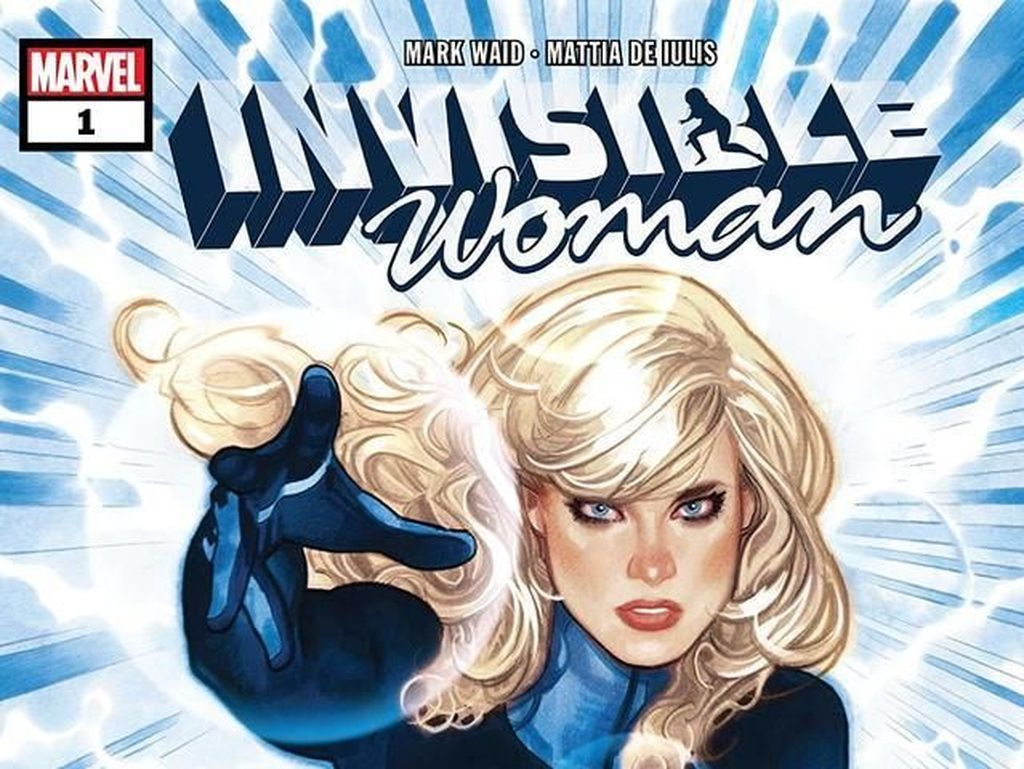 The Invisible Woman dari Fantastic Four Kini Ada Komik Solonya