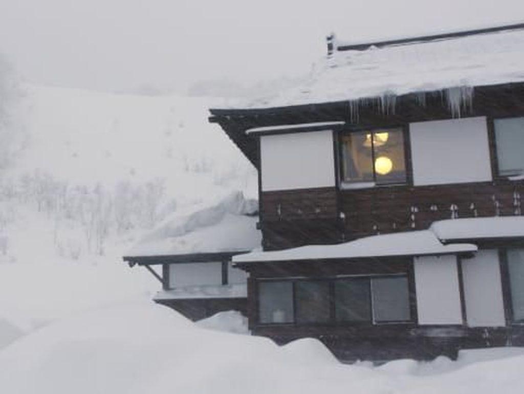 Bukan Hokkaido, Ini Kota Paling Bersalju di Jepang