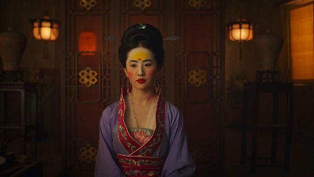 Mulan dipaksa menjadi seorang istri ketika ia menginginkan jadi prajurit.