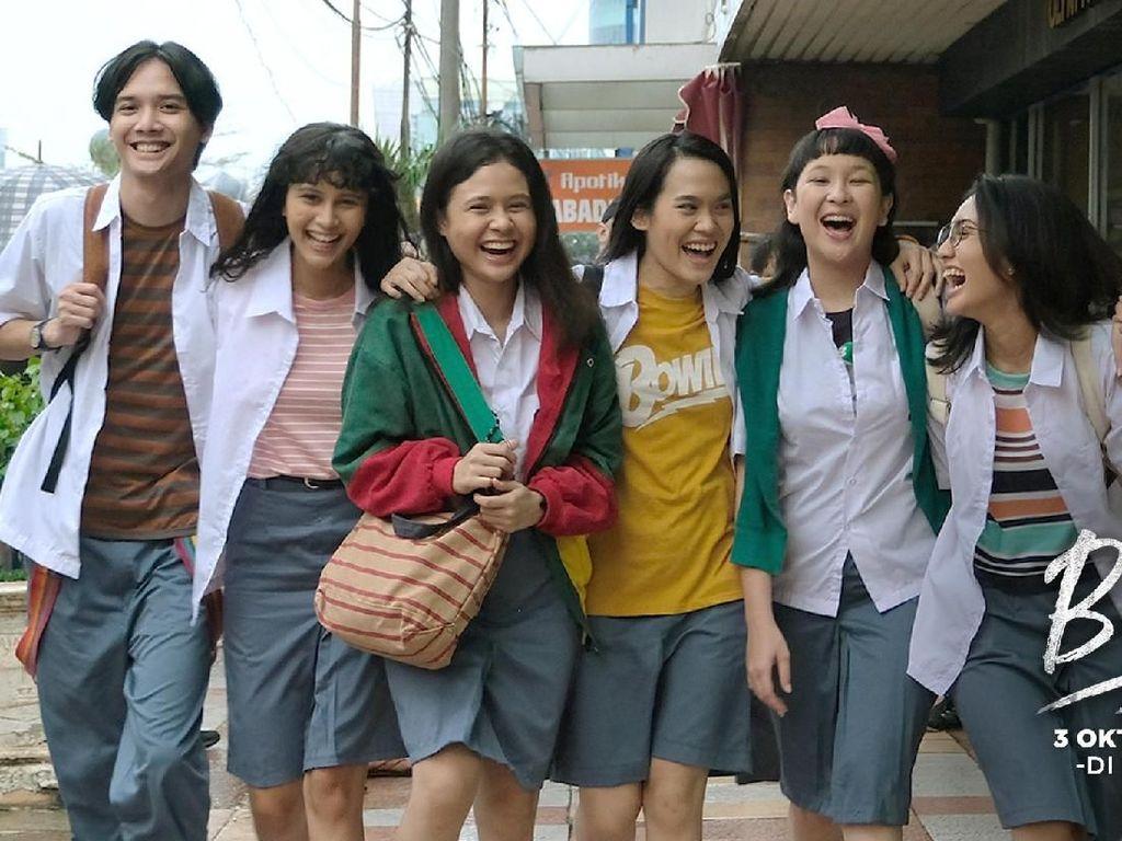 Hidupkan Nuansa 90-an, Film Bebas Syuting di Blok M hingga Menteng