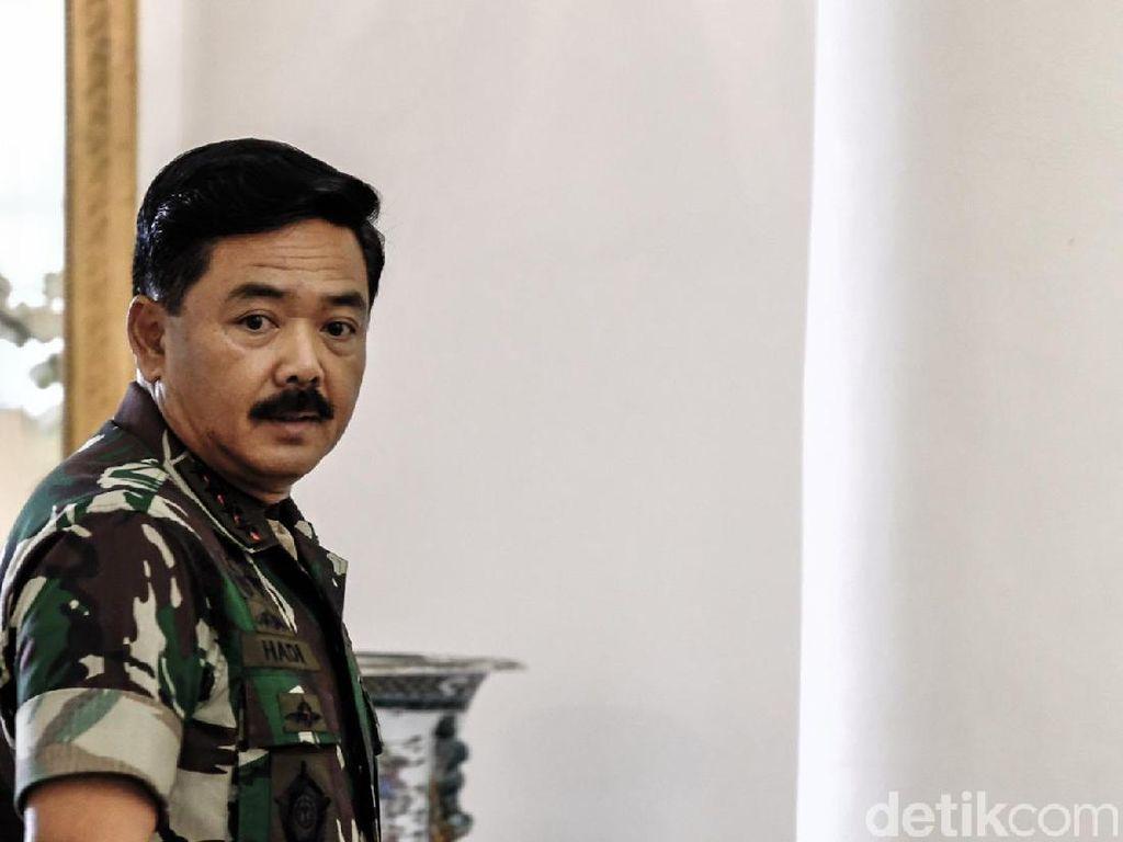 Arahan Panglima TNI Usai Serangan Teroris di Gereja-Mabes Polri