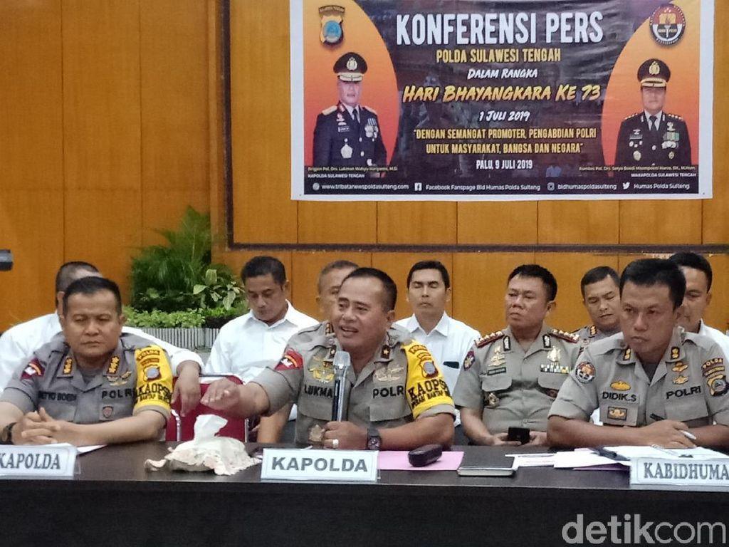 Polisi Periksa 17 Saksi soal Kasus Anggota DPRD Sebar Hoax ke Gubernur Sulteng