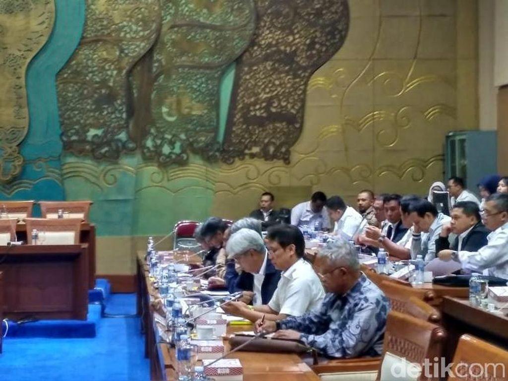 DPR Rapat 4 Jam Bareng Dirjen Minerba dan Bos Inalum, Ini Hasilnya