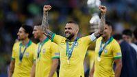 Tepis Copa America Korup, Dani Alves Pahami Kekecewaan Messi