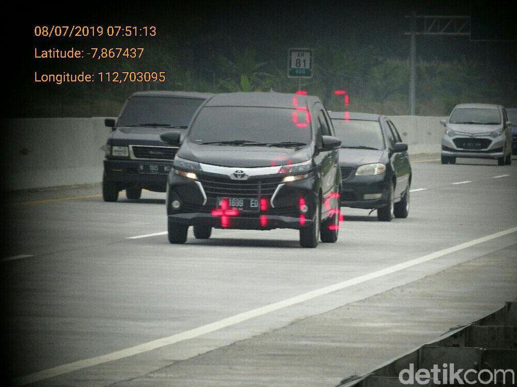 Batas Kecepatan Maksimal di Tol Malang-Pandaan 80 Km/jam, Ini Alasannya