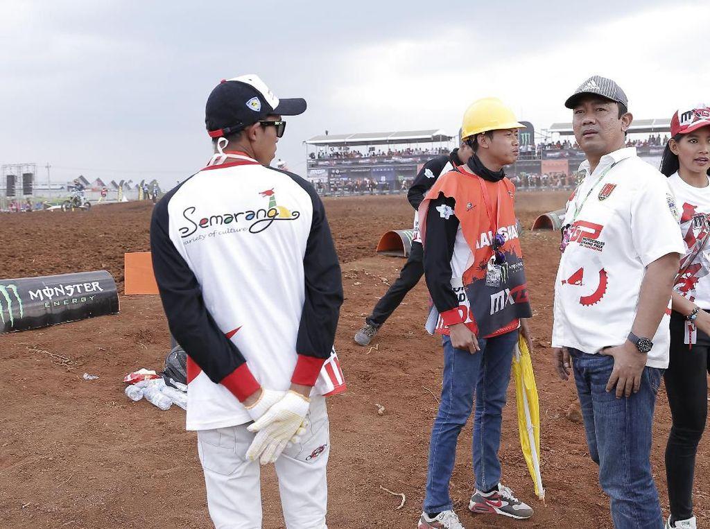 Gelar Motorcross Dunia, Pemkot Semarang Targetkan 100 Ribu Penonton