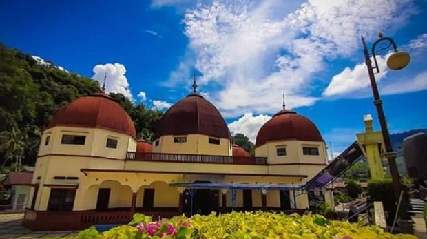 Pertambangan batubara era kolonial Ombilin di Sawahlunto, Sumatera Barat, yang masuk dalam daftar Situs Warisan Dunia UNESCO tahun 2019. (Dok. Kementerian Pariwisata)