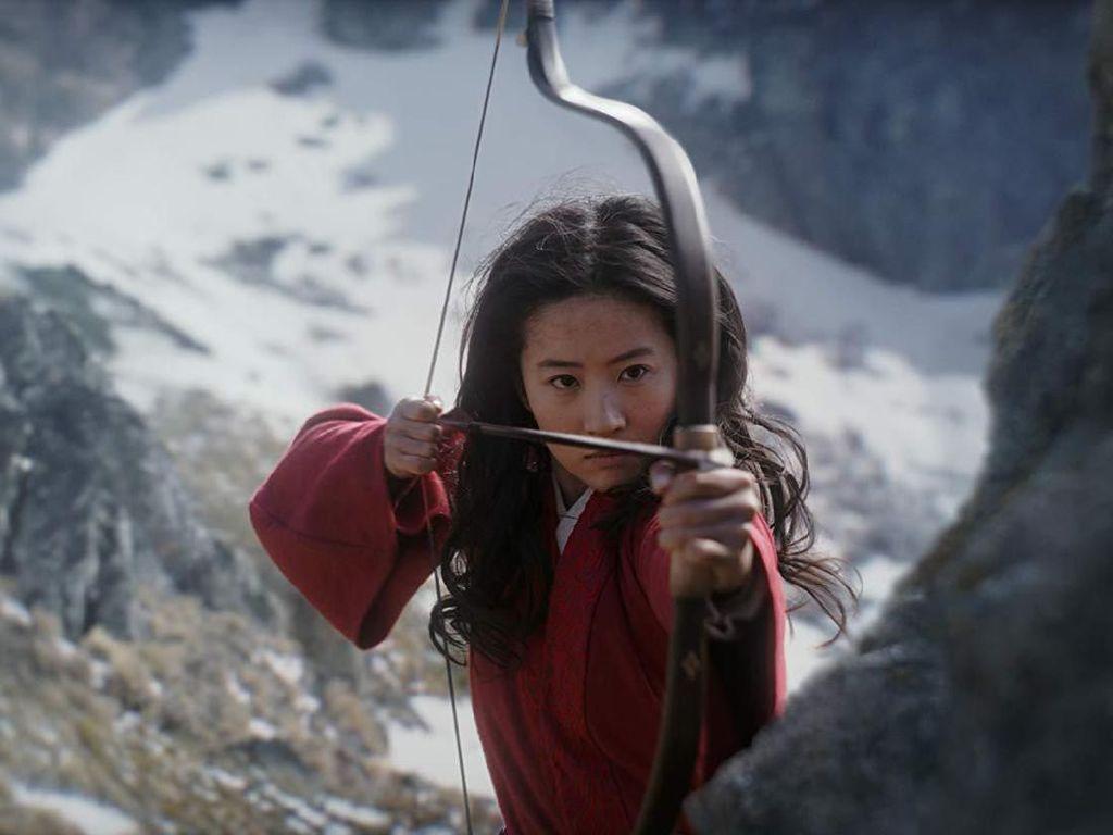 Diundur, Mulan Tayang di Bioskop Bulan Juli