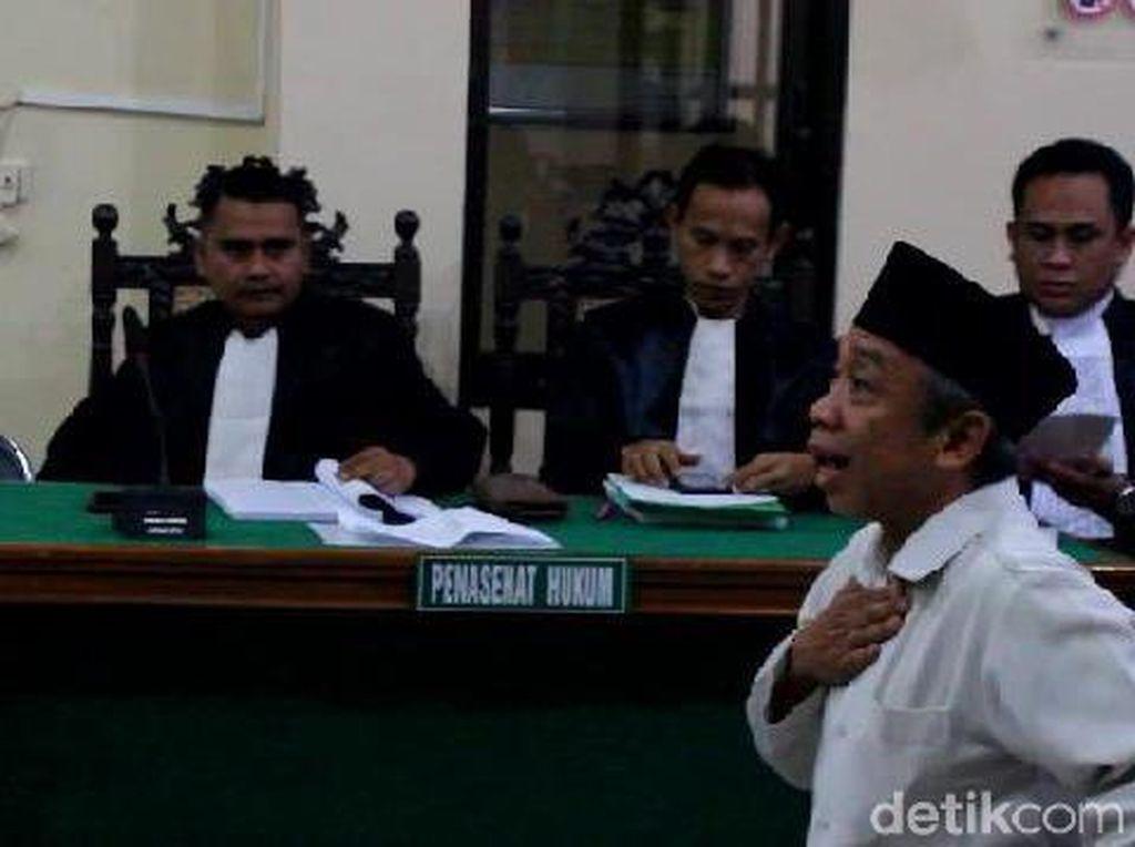 Qomar Akan Polisikan Eks Dosen yang Jadi Saksi di Sidang SKL Palsu