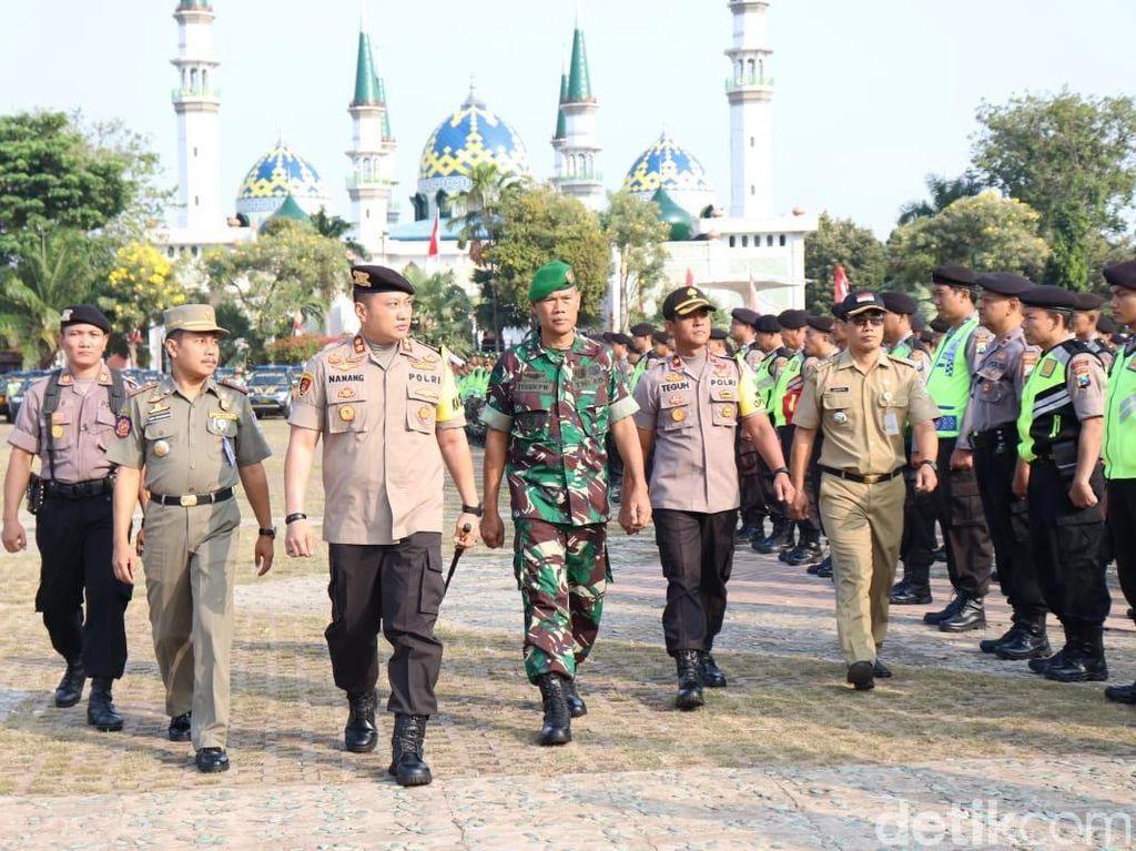 1.651 Petugas Gabungan Amankan 397 TPS Pilkades Tuban