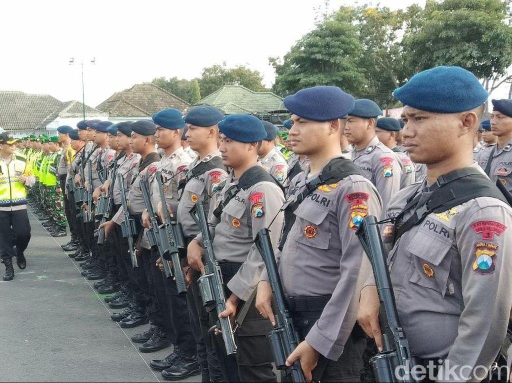 23 Polres se-Jatim Bantu Pengamanan Pilkades Serentak di Tulungagung