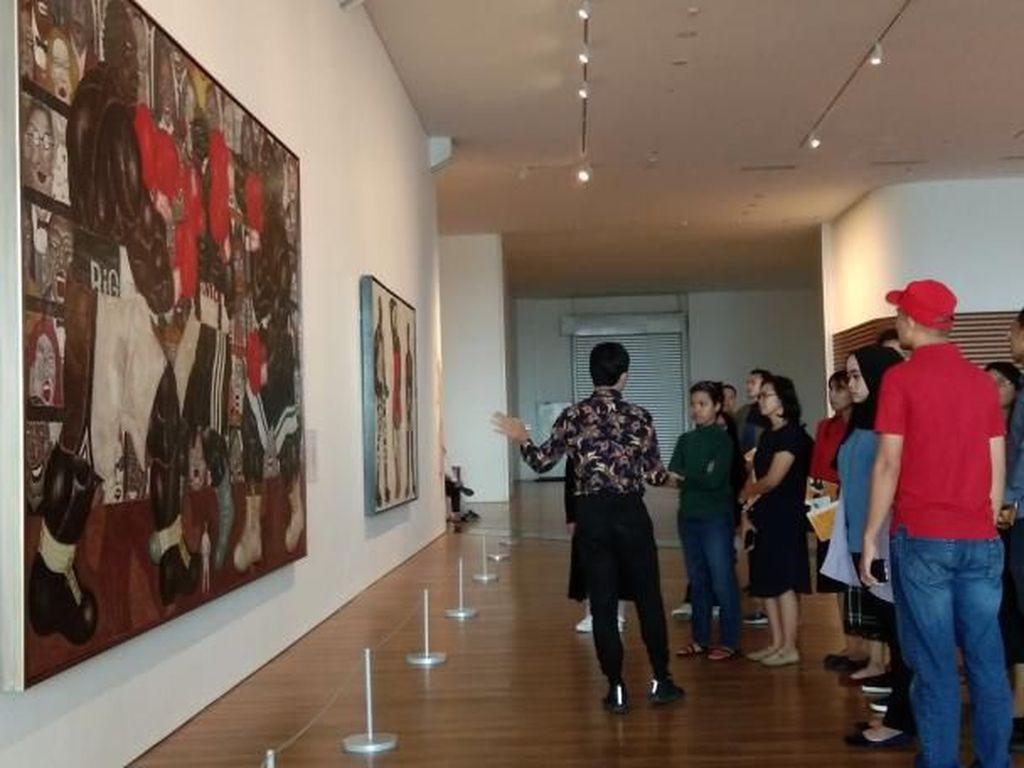 10 Seniman Indonesia di Dunia dalam Berita