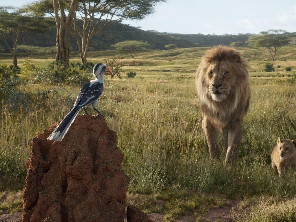 Fakta Unik di Balik Kisah The Lion King
