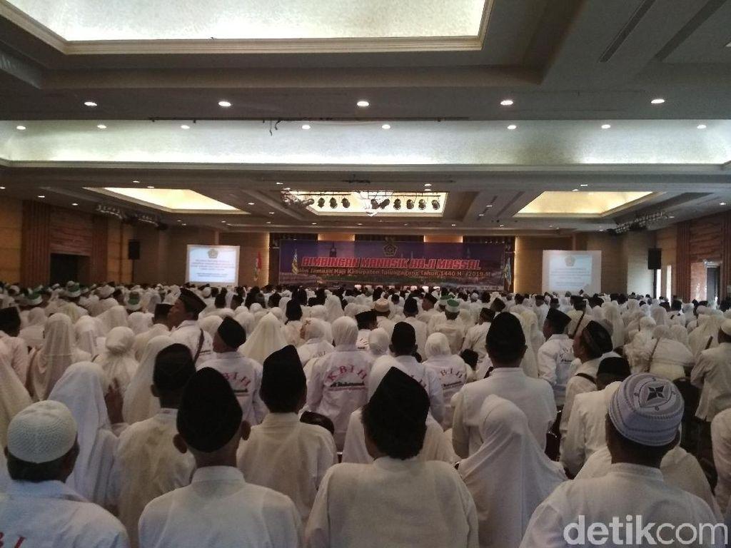 Pemkab Tulungagung Subsidi Penyelenggaraan Ibadah Haji Rp 1 Miliar