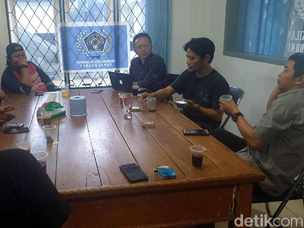 Raperda KIP Sukabumi Tuai Protes, LSM Dilegalkan Melakukan Peliputan