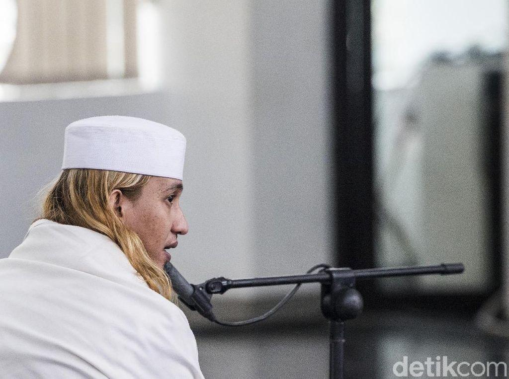 Dieksekusi, Habib Bahar Tiba di Lapas Pondok Rajeg Cibinong