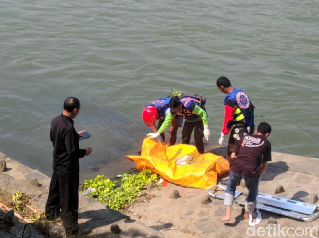 Mayat Wanita Kembali Ditemukan di Sungai Brantas, Ada Tali di Lehernya