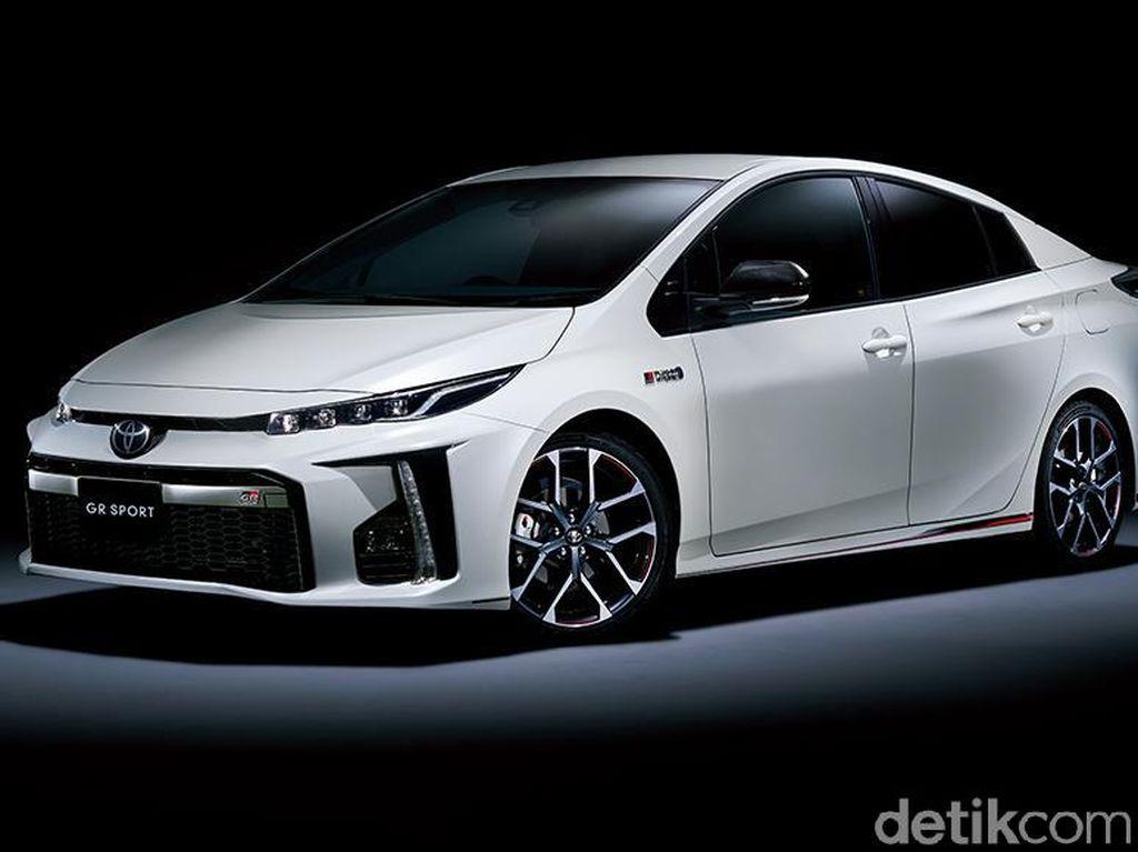 Toyota Boyong 3 Mobil Listrik ke Indonesia Pekan Depan