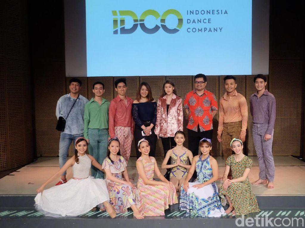 September, Indonesia Dance Company Persembahkan Untukmu Indonesiaku