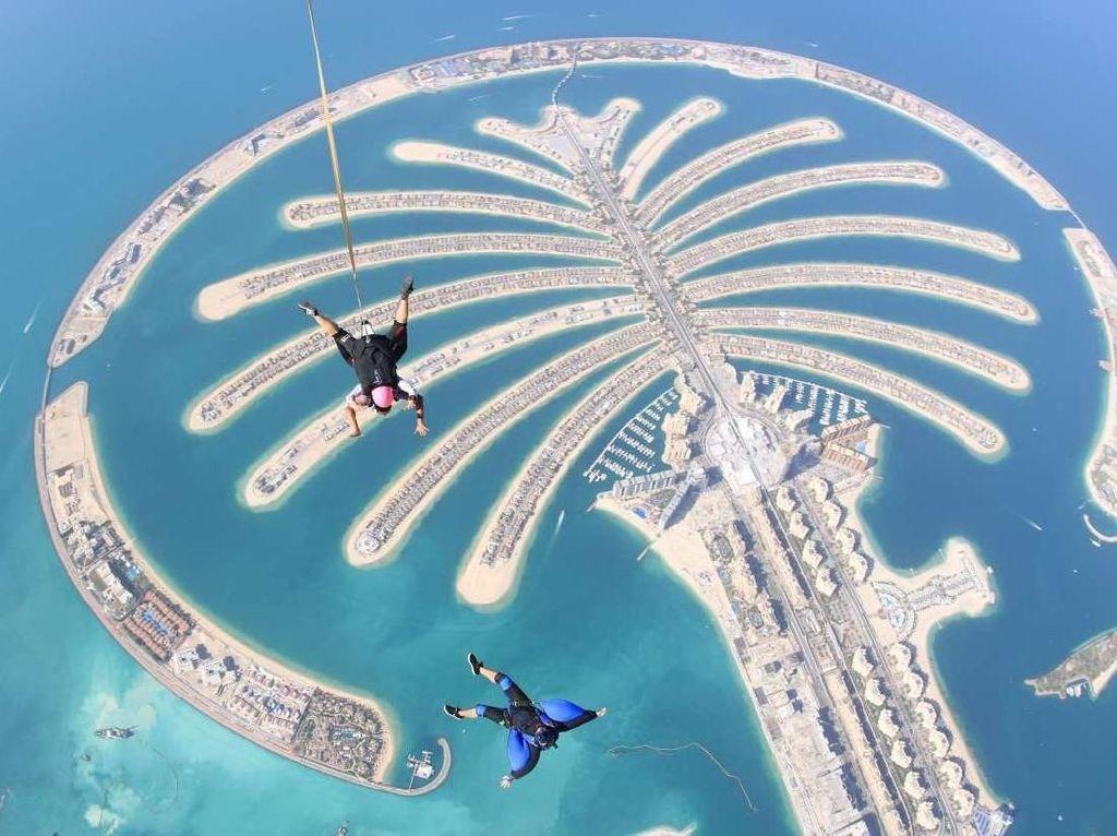 Wow! Pemilik Burj Al Arab Mau Bangun Hotel di Raja Ampat dan Wakatobi