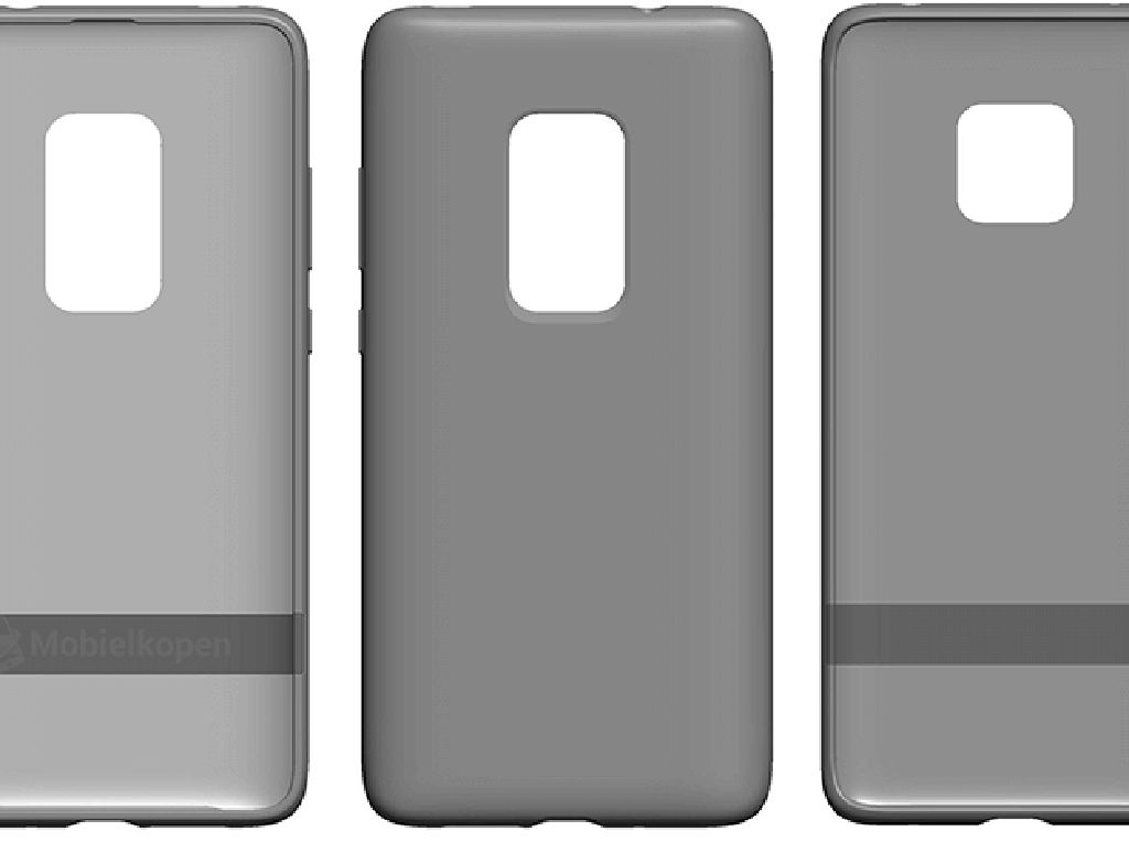 Desain Kamera Huawei Mate 30 Pro Bundar atau Persegi?