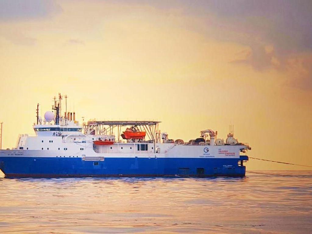 Pertamina Cari Cadangan Migas Baru di Perairan Selat Malaka
