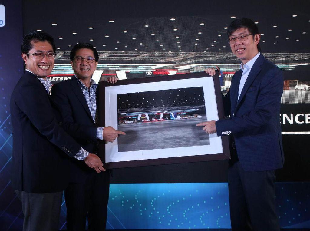 Toyota Siap Ramaikan GIIAS 2019