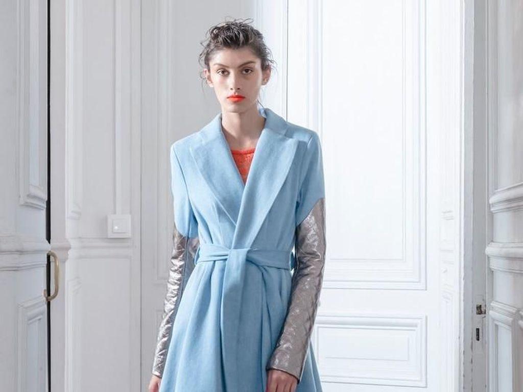 Foto: 15 Rancangan Terbaru Didit Hediprasetyo yang Ditampilkan di Vogue