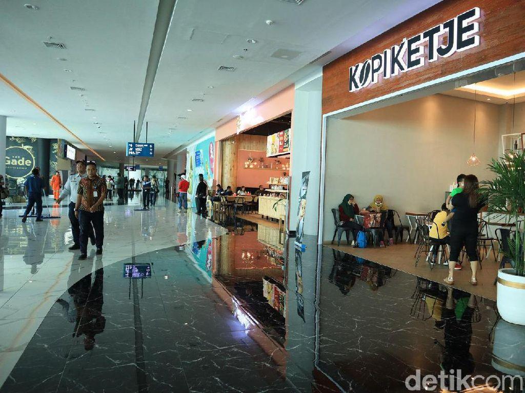 Potret Dermaga Merak & Bakauheni yang Seperti Bandara