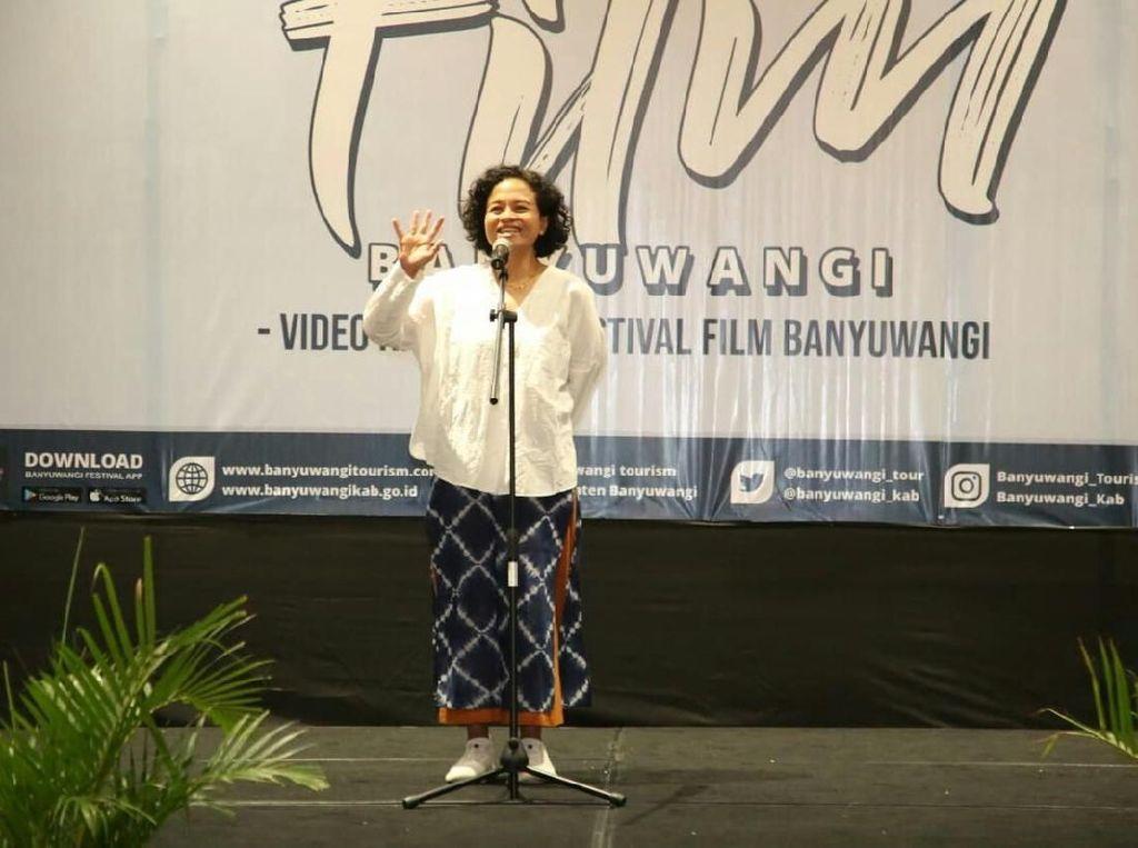 Dihadiri Mira Lesmana, Festival Film Banyuwangi Bertebaran Tema Lokal