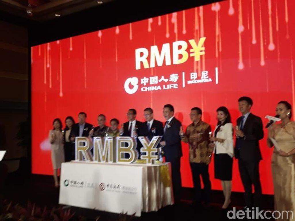 Ada Asuransi Jiwa Berbasis Mata Uang China di RI, Apa Bedanya?