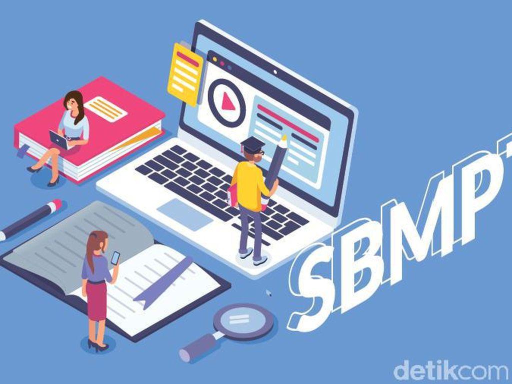 Pendaftaran SBMPTN, Ini Persyaratan dan Tahapannya