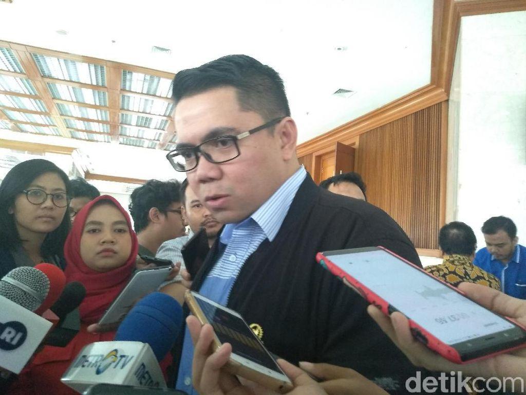 Usul Tunda Bahas Anggaran MA karena PK Baiq Nuril, Ini Maksud Arteria