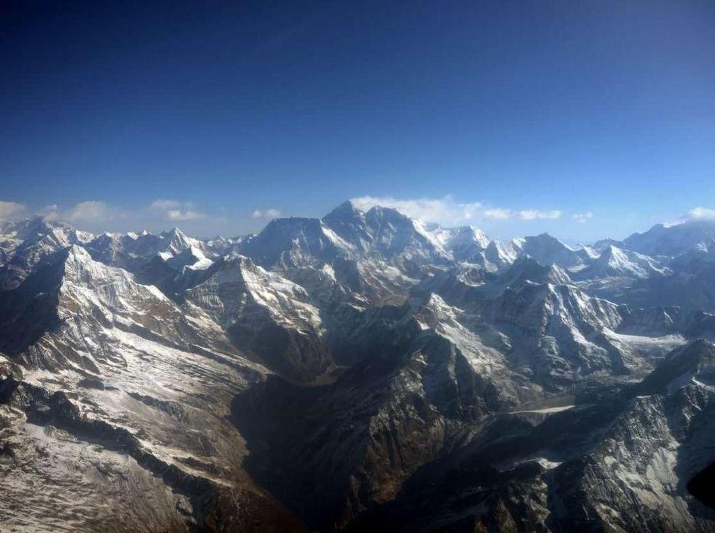 12 Fakta tentang Gunung Everest, Gunung Tertinggi di Dunia