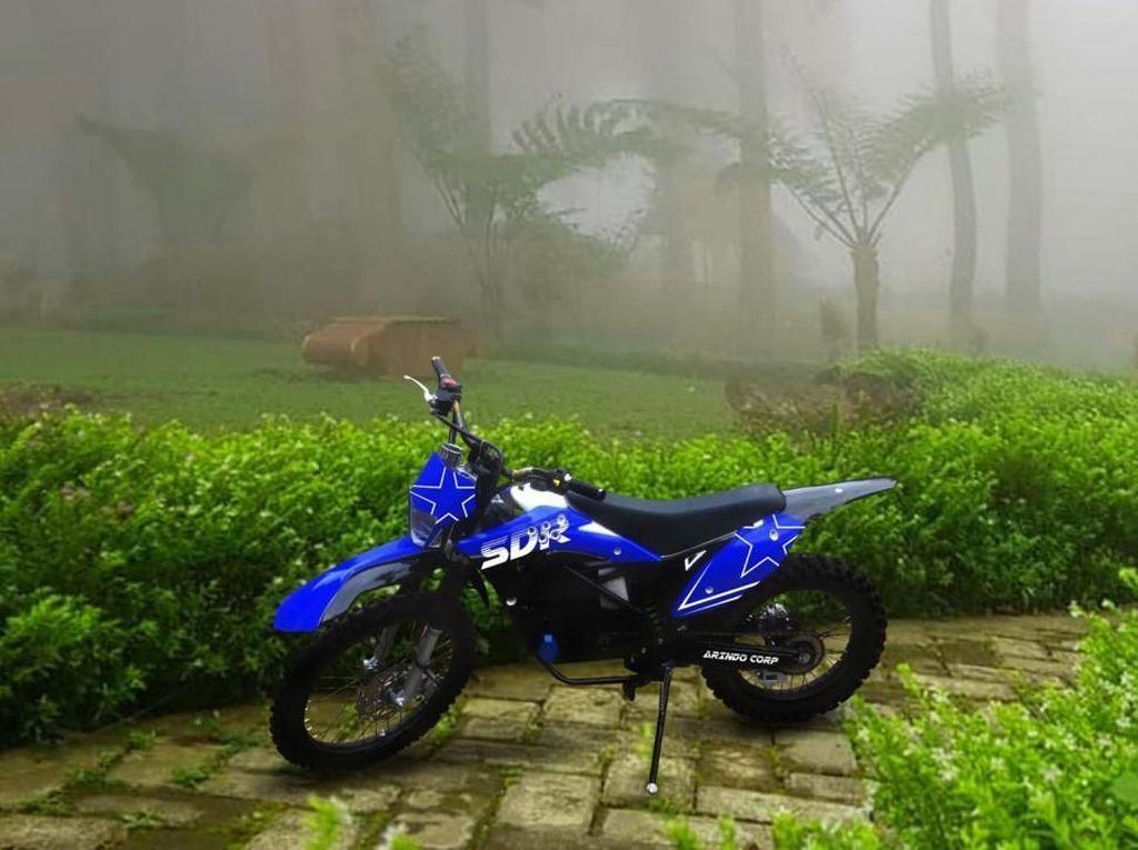 Bocor! Motor Listrik Rakitan Bandung SDR Siapkan Model Trail