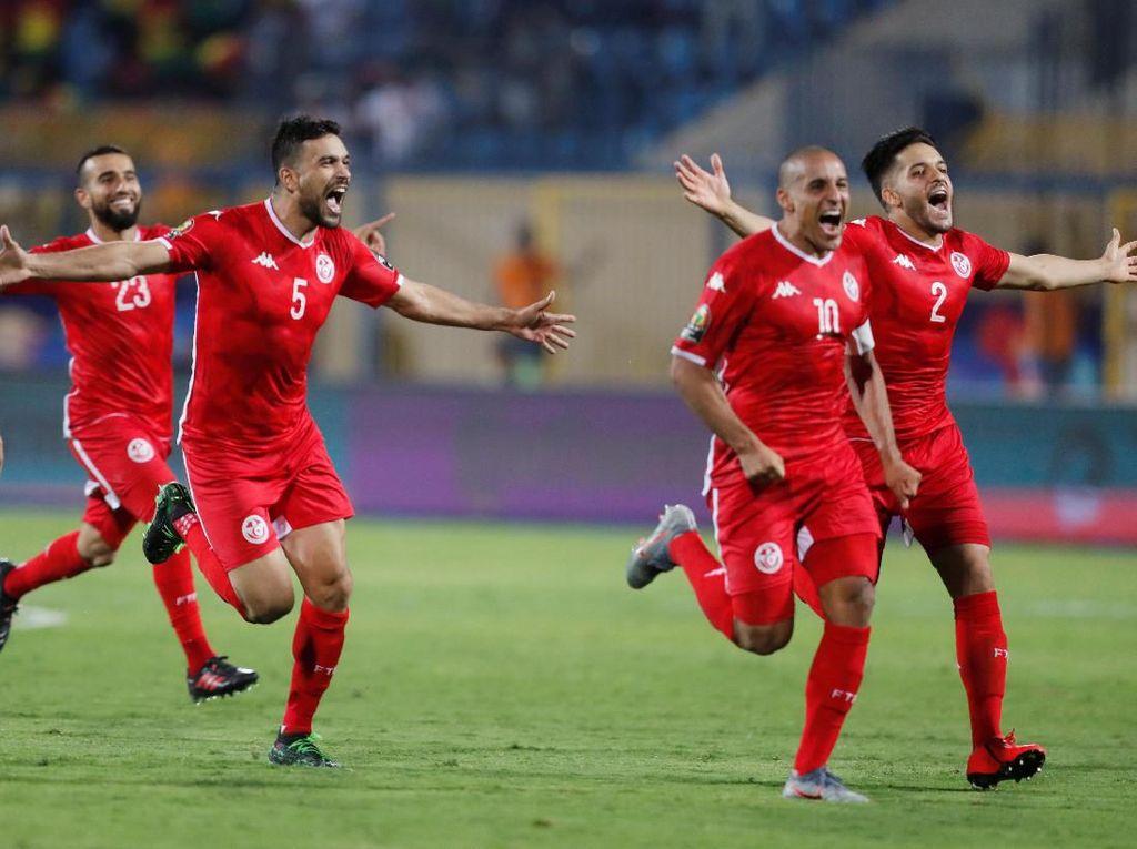 Piala Afrika 2019: Pantai Gading dan Tunisia ke Perempatfinal